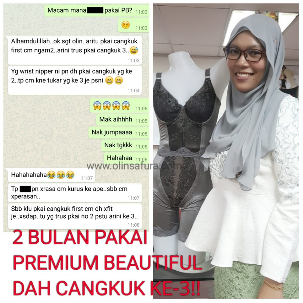 Premium Beautiful Testimoni Makin Kurus